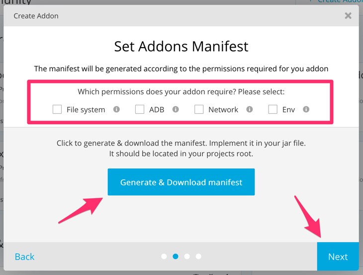 Writing Addons With TestProject