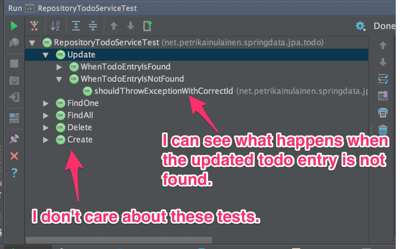 Writing Clean Tests – Small Is Beautiful